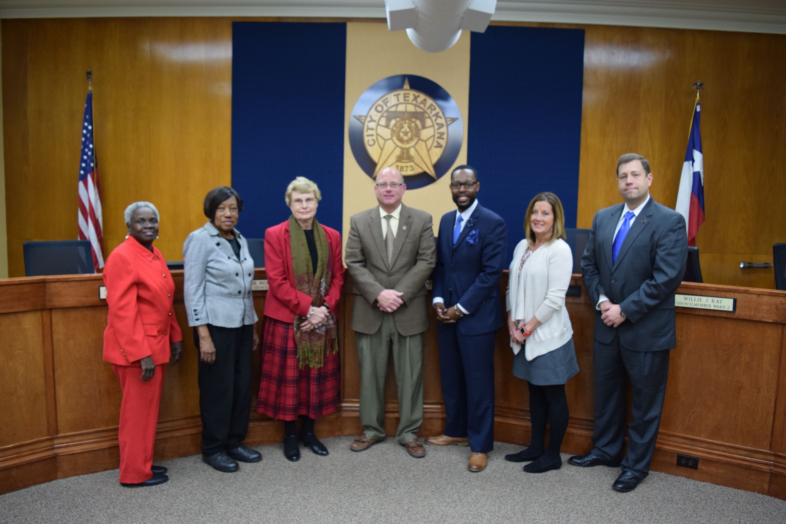 City Council Group Pix 010117