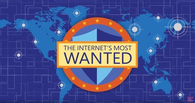 The Internets Most Wanted